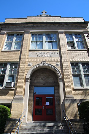 The Main Entry to Saint Augustine's School