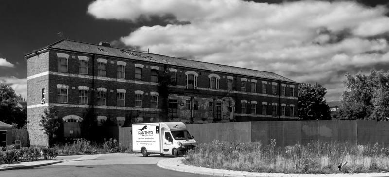 Saint Edmund's Workhouse, Northampton, August 2013