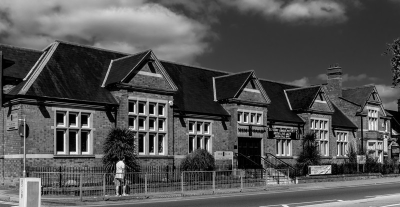 Manfeild Shoe Factory, Welliingborough Road,  Northampton, August 2013