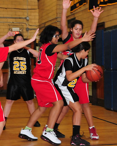 SFA Ladies Bball 02-18-2011