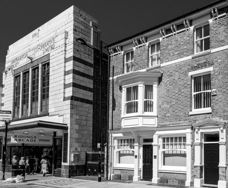 Northampton Co-operative, Saint Giles Street, Northamton