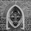 St Giles Parochial School stone work, Northampton
