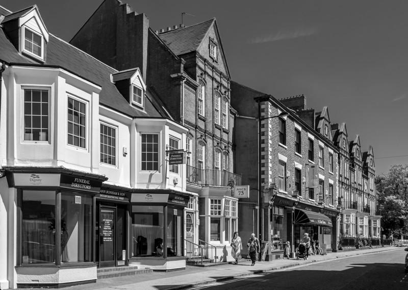 Shops, Saint Giles Street, Northampton