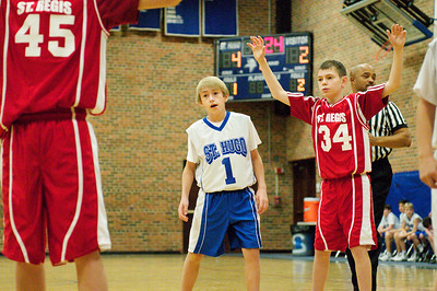 Hugo 6th grade basketball 2010-12-18  68