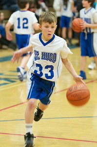 Hugo 6th grade basketball 2010-12-18  23