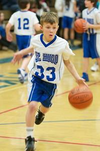 Hugo 6th grade basketball 2010-12-18  23