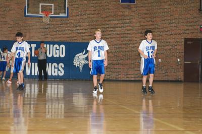 Hugo 6th grade basketball 2010-12-18  100