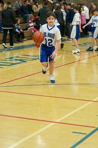 Hugo 6th grade basketball 2010-12-18  14