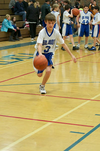 Hugo 6th grade basketball 2010-12-18  17