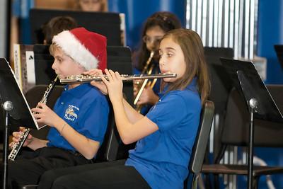 Hugo Christmas band concert 2009 2009-12-15  51