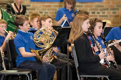 Hugo Christmas band concert 2009 2009-12-15  162