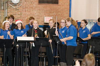 Hugo Christmas band concert 2009 2009-12-15  186