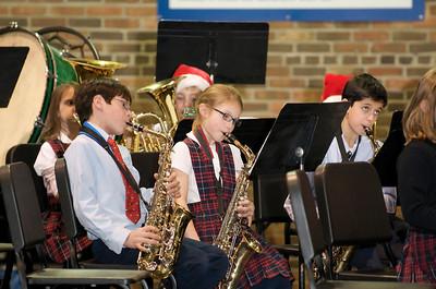 Hugo Christmas band concert 2009 2009-12-15  44