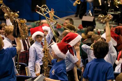 Hugo Christmas band concert 2009 2009-12-15  188