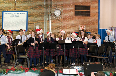 Hugo Christmas band concert 2009 2009-12-15  41