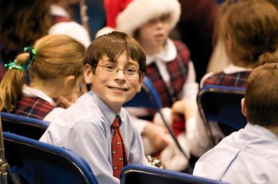 Hugo Christmas band concert 2009 2009-12-15  169