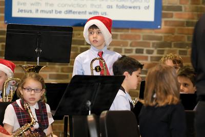 Hugo Christmas band concert 2009 2009-12-15  27
