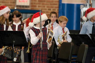 Hugo Christmas band concert 2009 2009-12-15  46