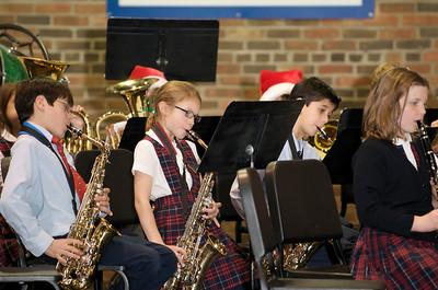 Hugo Christmas band concert 2009 2009-12-15  33