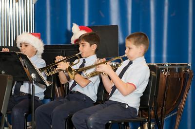 Hugo Christmas band concert 2009 2009-12-15  35