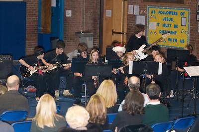 Hugo Christmas band concert 2009 2009-12-15  116