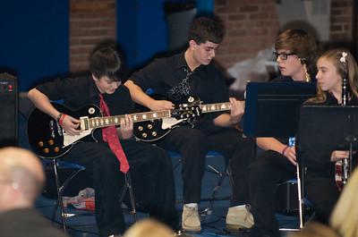 Hugo Christmas band concert 2009 2009-12-15  121