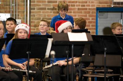 Hugo Christmas band concert 2009 2009-12-15  96