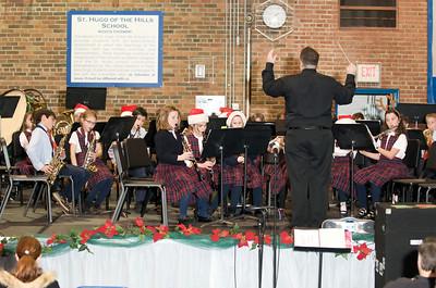 Hugo Christmas band concert 2009 2009-12-15  38
