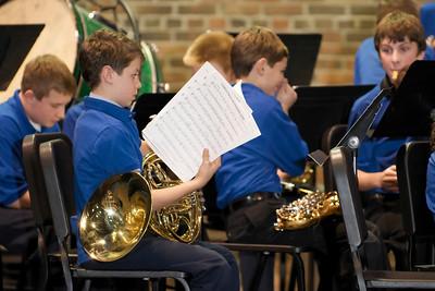 Hugo Christmas band concert 2009 2009-12-15  91