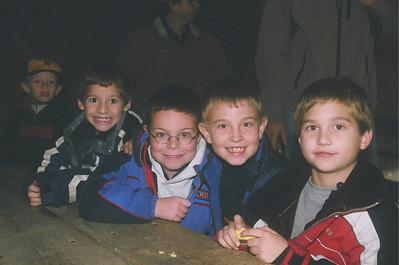 Zachary Cub Scouts circa 20053