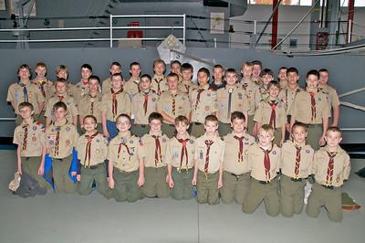 Boy Scout Chicago Trip  2010-11-13  62