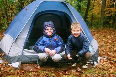 Zachary Cub Scouts circa 20058