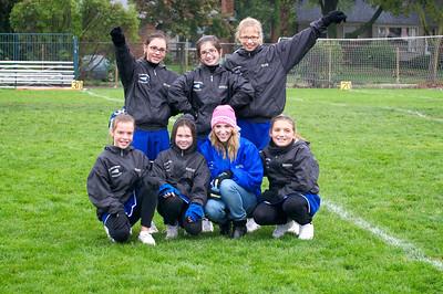 Hugo 5th Grade Cheerleading 2010-10-02  3