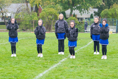 Hugo 5th Grade Cheerleading 2010-10-02  32