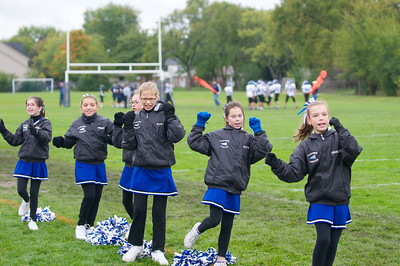 Hugo 5th Grade Cheerleading 2010-10-02  62
