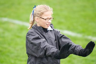Hugo 5th Grade Cheerleading 2010-10-02  61