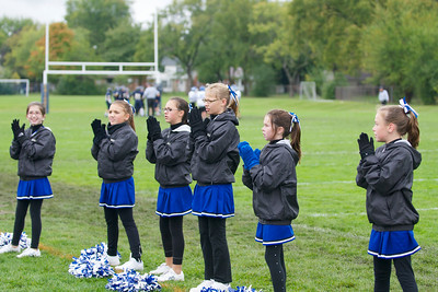 Hugo 5th Grade Cheerleading 2010-10-02  65