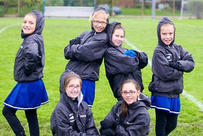 Hugo 5th Grade Cheerleading 2010-10-02  44