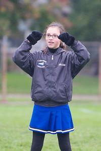 Hugo 5th Grade Cheerleading 2010-10-02  16