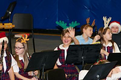 St Hugo Christmas Concert 2012-12-18  4
