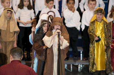 Hugo Christmas Pagent 2009 2009-12-16  57