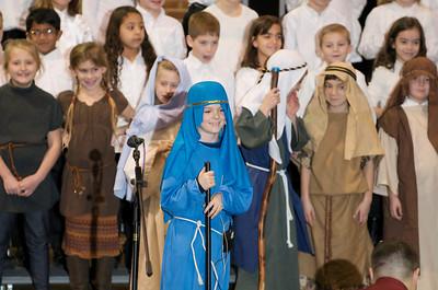 Hugo Christmas Pagent 2009 2009-12-16  49