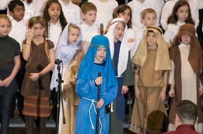 Hugo Christmas Pagent 2009 2009-12-16  50