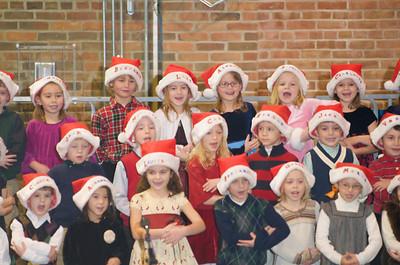 Hugo Christmas Pagent 2009 2009-12-16  15