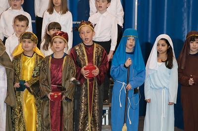 Hugo Christmas Pagent 2009 2009-12-16  44