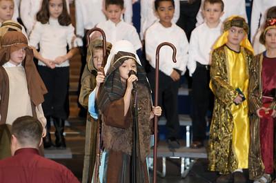 Hugo Christmas Pagent 2009 2009-12-16  58