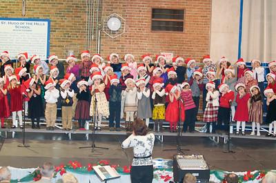 Hugo Christmas Pagent 2009 2009-12-16  23