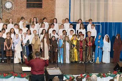 Hugo Christmas Pagent 2009 2009-12-16  37