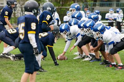 6th Grade Football vs Shrine   2010-10-02  28
