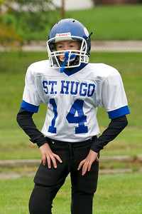6th Grade Football vs Shrine   2010-10-02  4